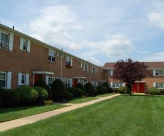 Building, Clinton Village