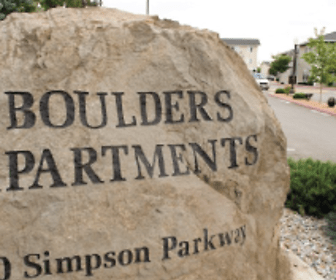 Boulders Apartments, Cheney High School, Cheney, WA