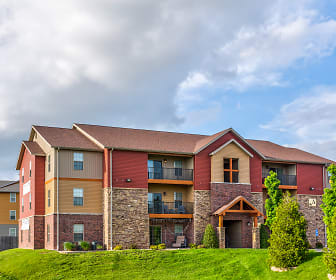 Kensington Park and The Lodges, Fassknight, Springfield, MO