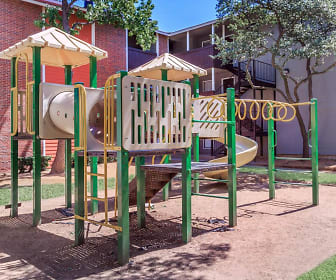 Playground, Villa Vista Apartments
