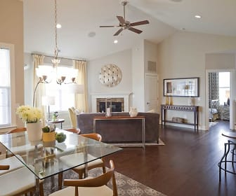 Dining Room, Apartments at Weatherby