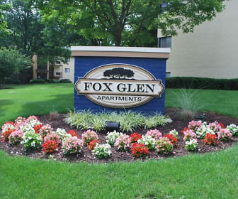 Community Signage, Fox Glen