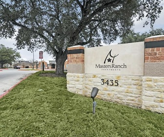 Master's Ranch, Southeast San Antonio, San Antonio, TX