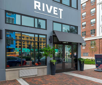 Rivet, West Side, Jersey City, NJ