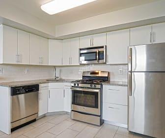 Kitchen, Westfield Apartments
