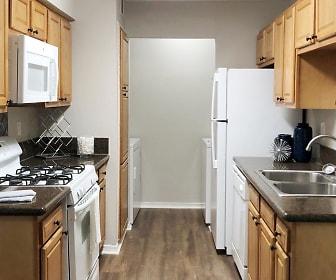 Kitchen, River Walk Apt. Homes