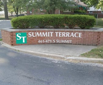 Summit Terrace, Bowling Green State University, OH