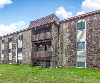 Building, Riviera Apartments