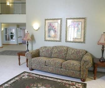 Living Room, Westwood Parkway Estates