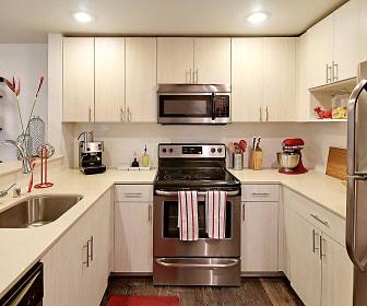Kitchen, Starboard Apartments