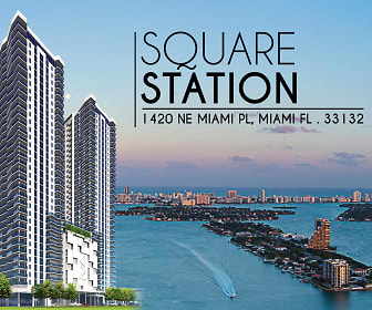 Square Station, 33157, FL