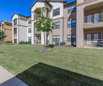 yard featuring an expansive lawn, Mariposa Apartment Homes at Elk Drive Senior Living