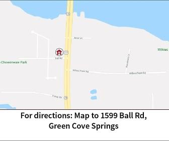 3120 Creek Village Lane, Green Cove Springs Junior High School, Green Cove Springs, FL
