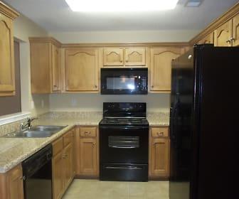 Kitchen, 288 Vaiden Ridge Drive