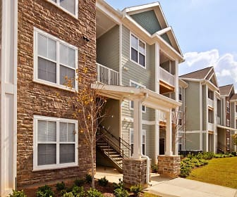 Building, Spring Creek Apartments