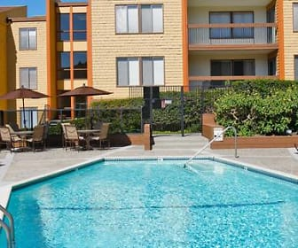 Pool, eaves Diamond Heights