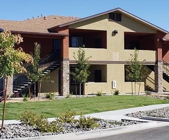 Building, North Peak Apartments