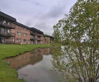 Hickory Ridge Lake, Indiana University Northwest, IN