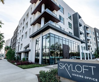 Skyloft, Irvine Business Complex, Irvine, CA