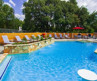 Pool, Melrose Trail