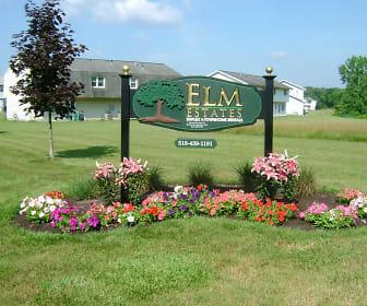 Community Signage, Elm Estates