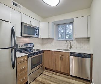 Renovated Kitchen, Phoenix View