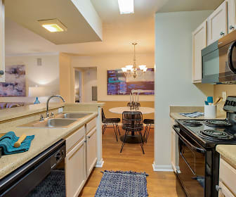 Central Park Apartment Homes, Brewbaker Tech Magnet High School, Montgomery, AL