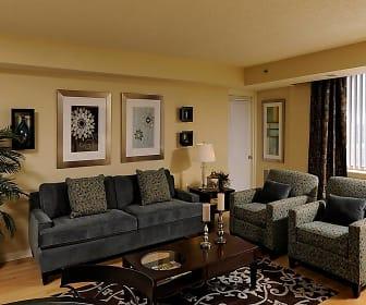 Living Room, Avalon Grosvenor Tower