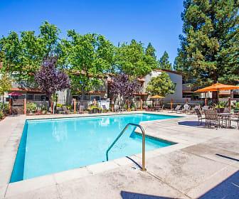 Valley Plaza, Willow West, Pleasanton, CA