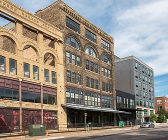 Gaar Scott Historic Lofts, Northeast Minneapolis, Minneapolis, MN