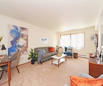 Living Room, Huntington Place