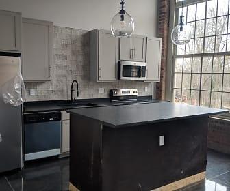 Kitchen, The Lofts