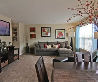 Living Room, Woodbury Park at City Centre