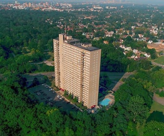 Lake Park Tower Apartments, Forest Hills, Cleveland, OH