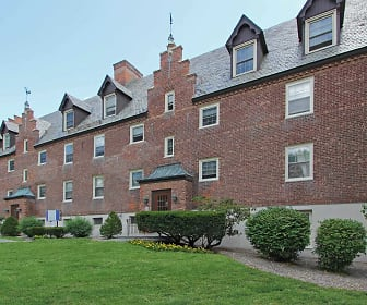 Dutch Village, Albany College of Pharmacy, NY