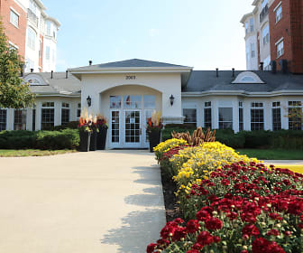 Regency Place Apartments, Chamberlain College of Nursing, IL
