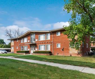 Cavalier Manor, East Detroit High School, Eastpointe, MI
