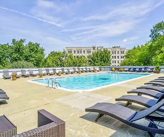 Pool, The Argonne
