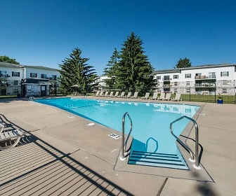 New Fountains Apartments, Fitchburg, WI