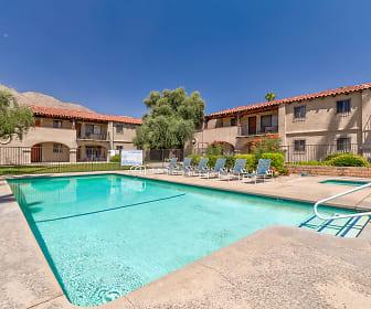 San Jacinto Racquet Club, Baristo, Palm Springs, CA