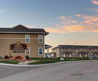 Tioga Townhomes, Wildrose, ND