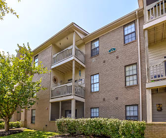 Building, Georgetown Oaks Apartments