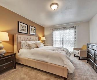 Bedroom, High Plains Apartments