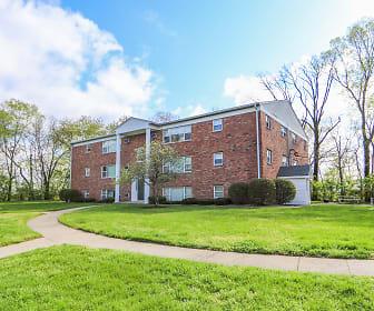 Building, Nobb Hill Apartments