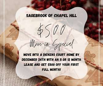 Sagebrook of Chapel Hill, Chapel Hill, NC