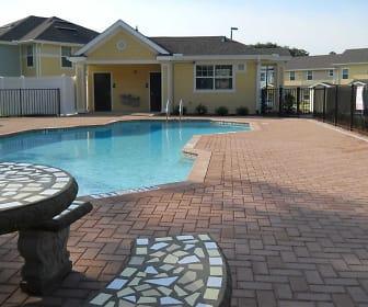 Pool, Palafox Landing