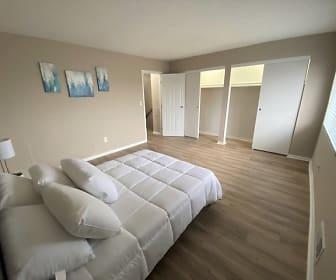 Bedroom, Kingshill Court