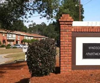 WINDSOR APARTMENTS, Westover, Albany, GA