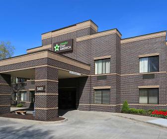 Building, Furnished Studio - Kansas City - Overland Park - Nall Ave.