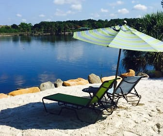 Enjoy our private beach available to residents., The Preserve at Alafia
